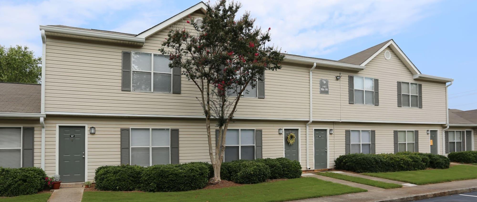 Apartments at Madison Pines in Madison, Alabama