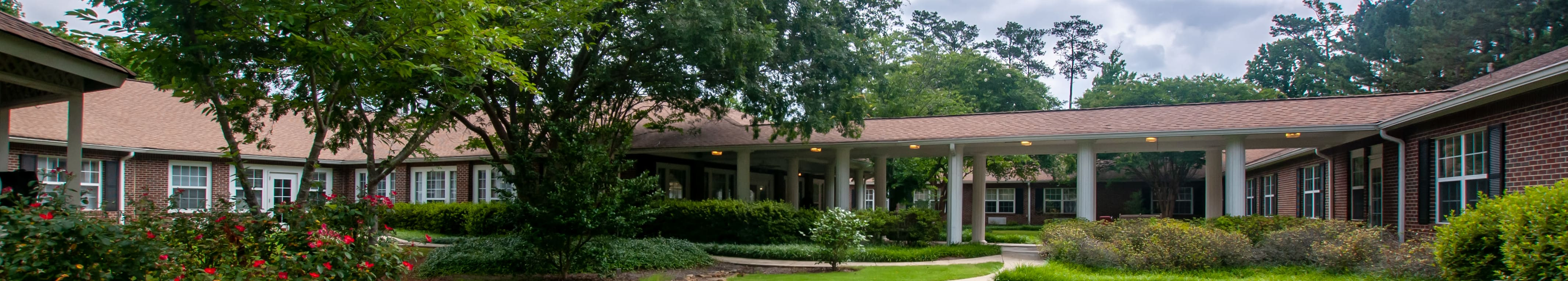 Senior living community in Hoover, AL