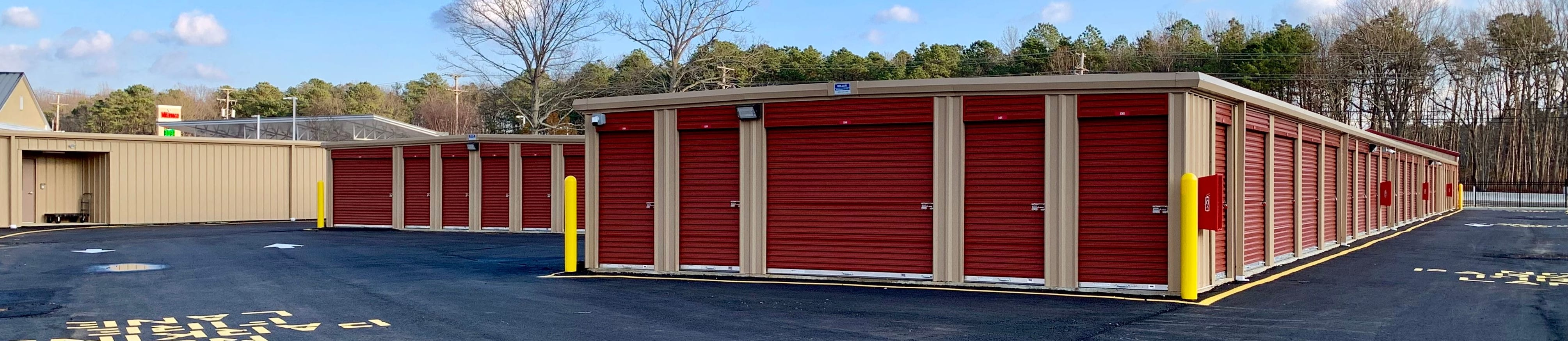 Unit sizes and prices at Storage Authority Monmouth Rd in Millstone Township, New Jersey.