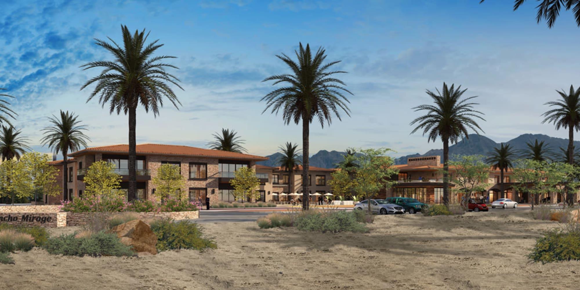 Senior living at Carefield Living Rancho Mirage in Rancho Mirage, California.