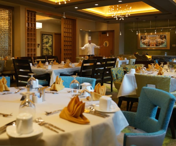 Wonderful prepared meals by amazing chef at All Seasons of Birmingham in Birmingham, Michigan