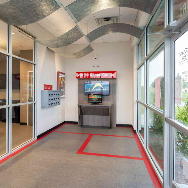The 24-hour virtual rental center at StorQuest Express - Self Service Storage in Kissimmee, Florida