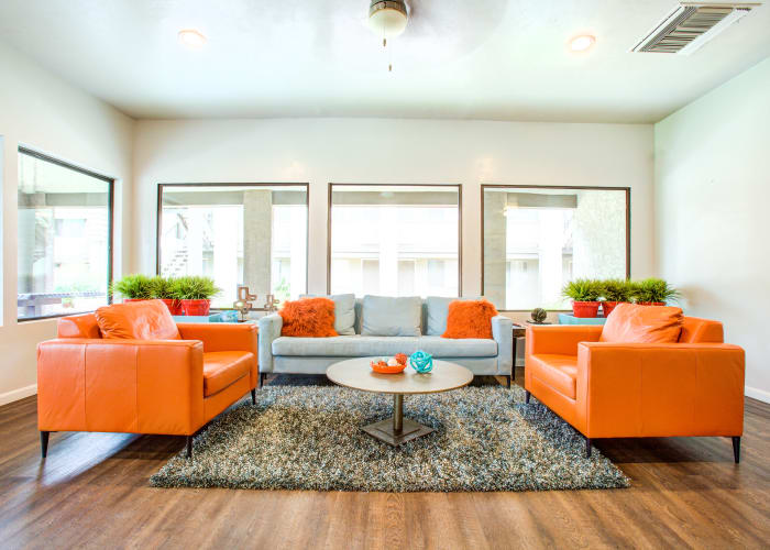 Verde Apartments' clubhouse in Tucson, Arizona