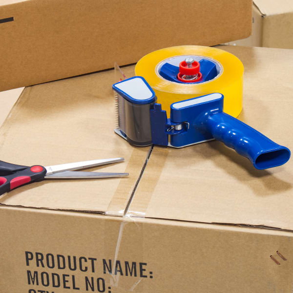 Packing supplies available at Big E Self Storage in Stockton, California