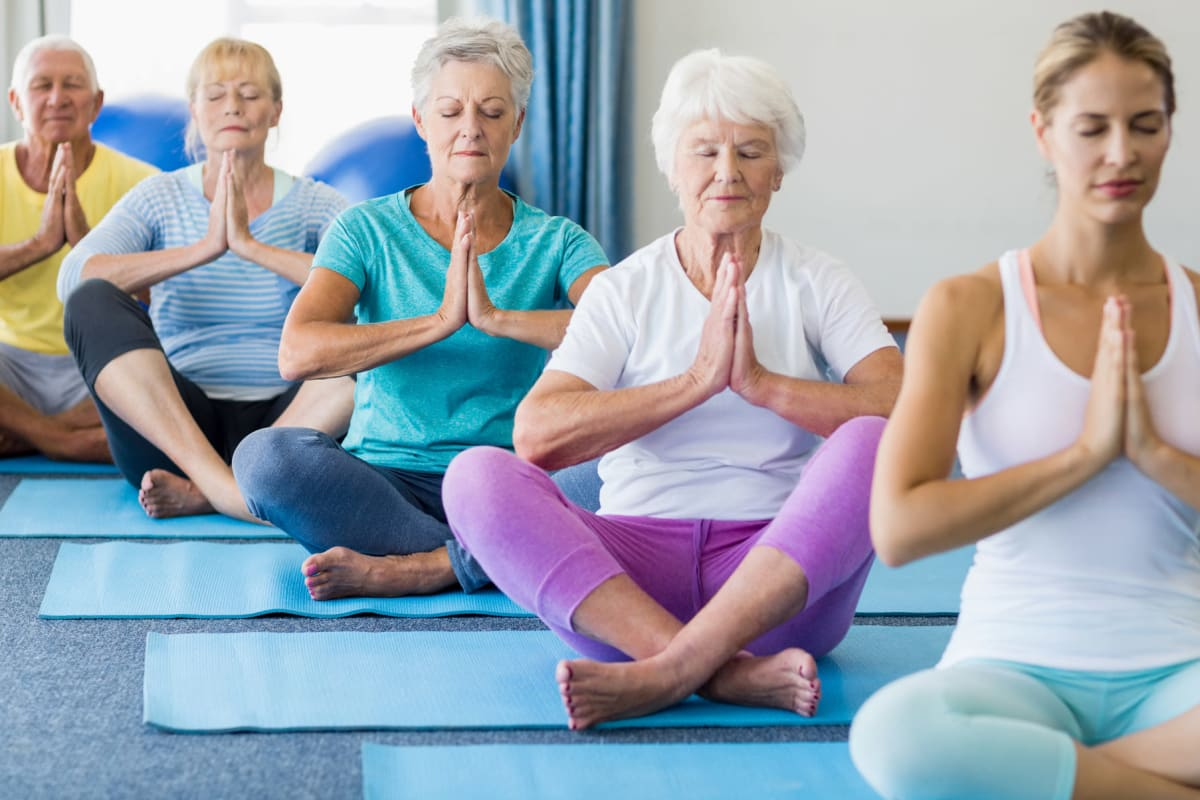 Learn more about health and fitness at Rosewood Memory Care in Hillsboro, Oregon