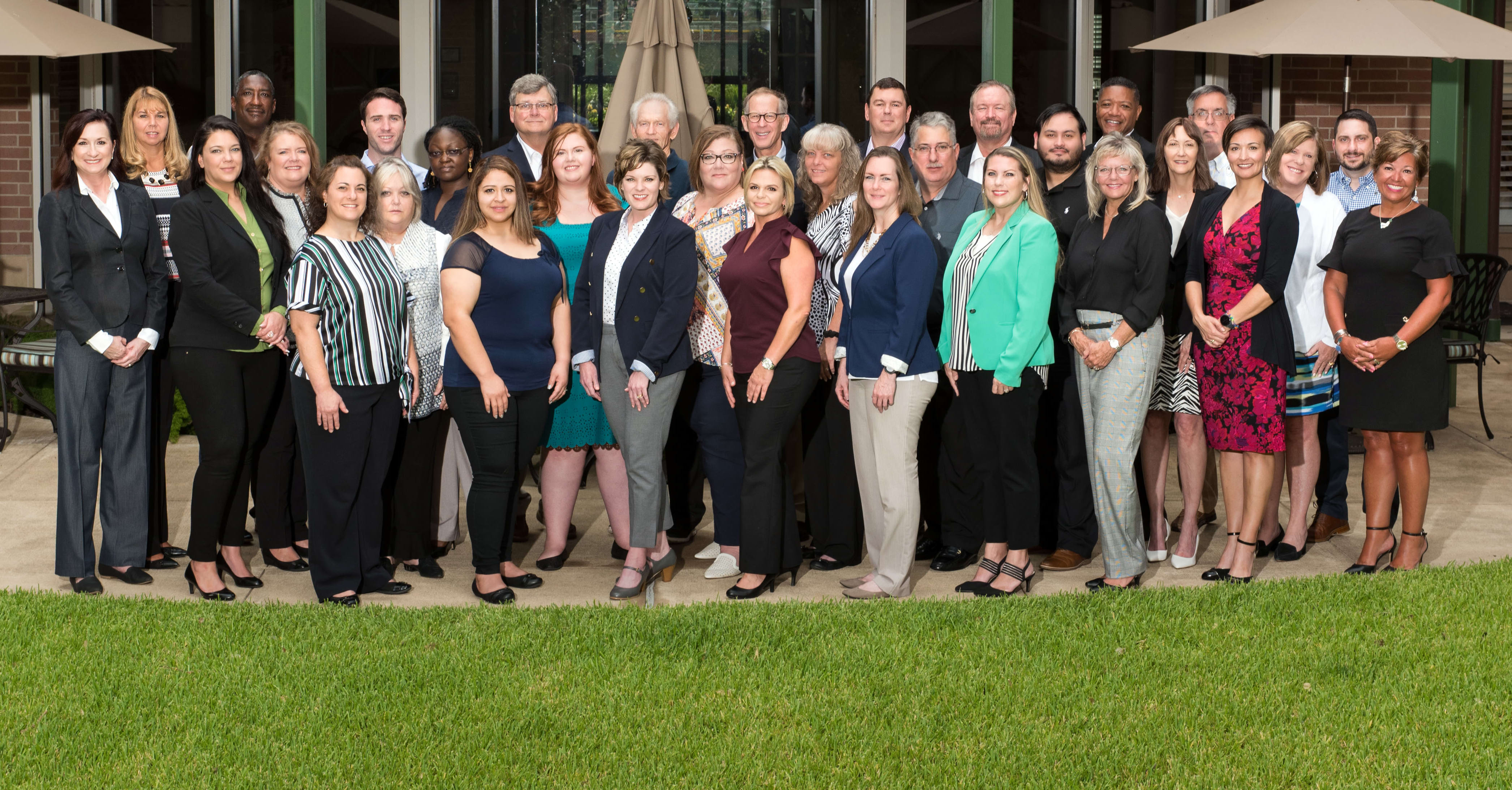 Professional and caring team at The Village of Southampton in Houston, Texas