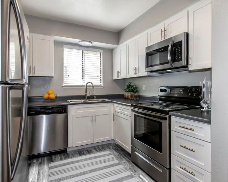 Click to see our floor plans at Bennington Apartments in Fairfield, California