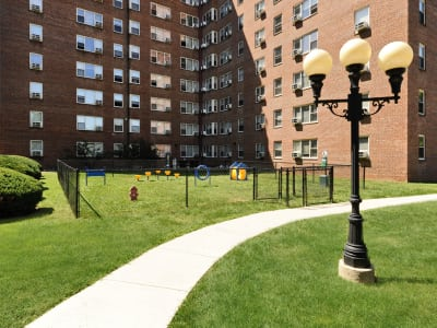 The Marylander Apartment Homes offers a walking paths in Baltimore, MD