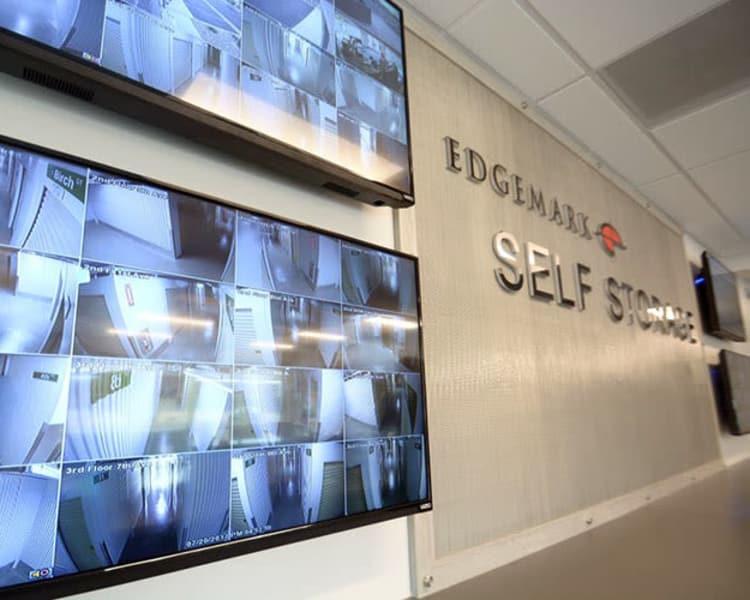 Security monitoring at Edgemark Self Storage Arvada in Arvada, CO
