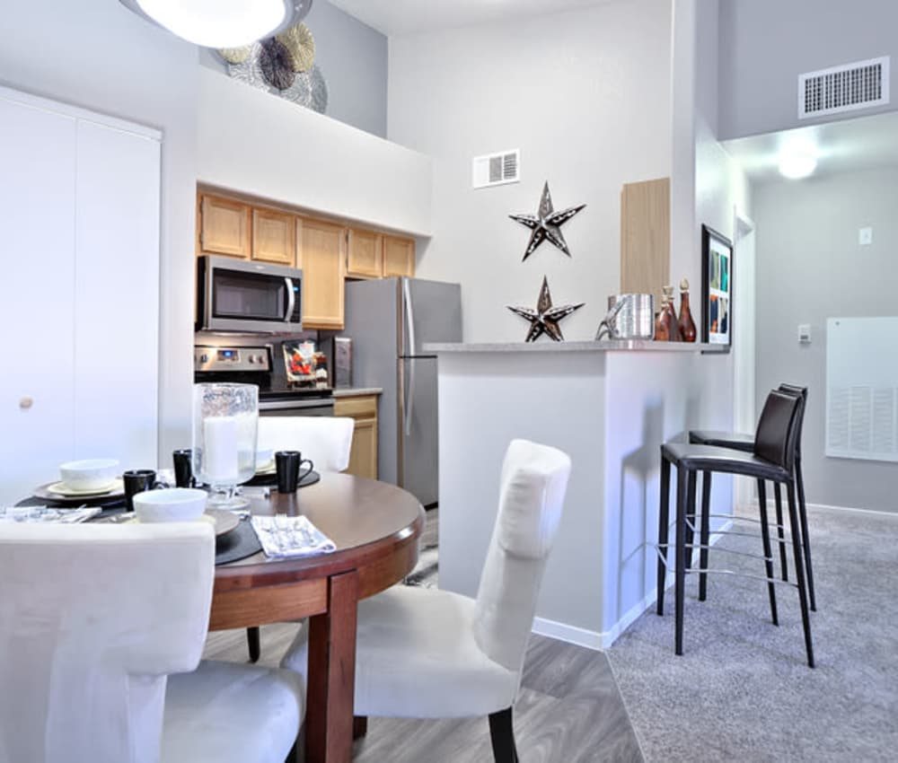 Apartment Features at Mariner at South Shores in Las Vegas, Nevada