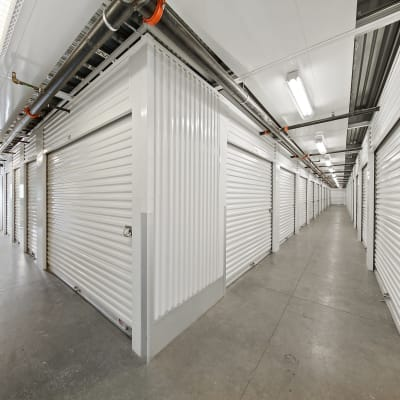 Climate-controlled units at Market Place Self Storage in Park City, Utah