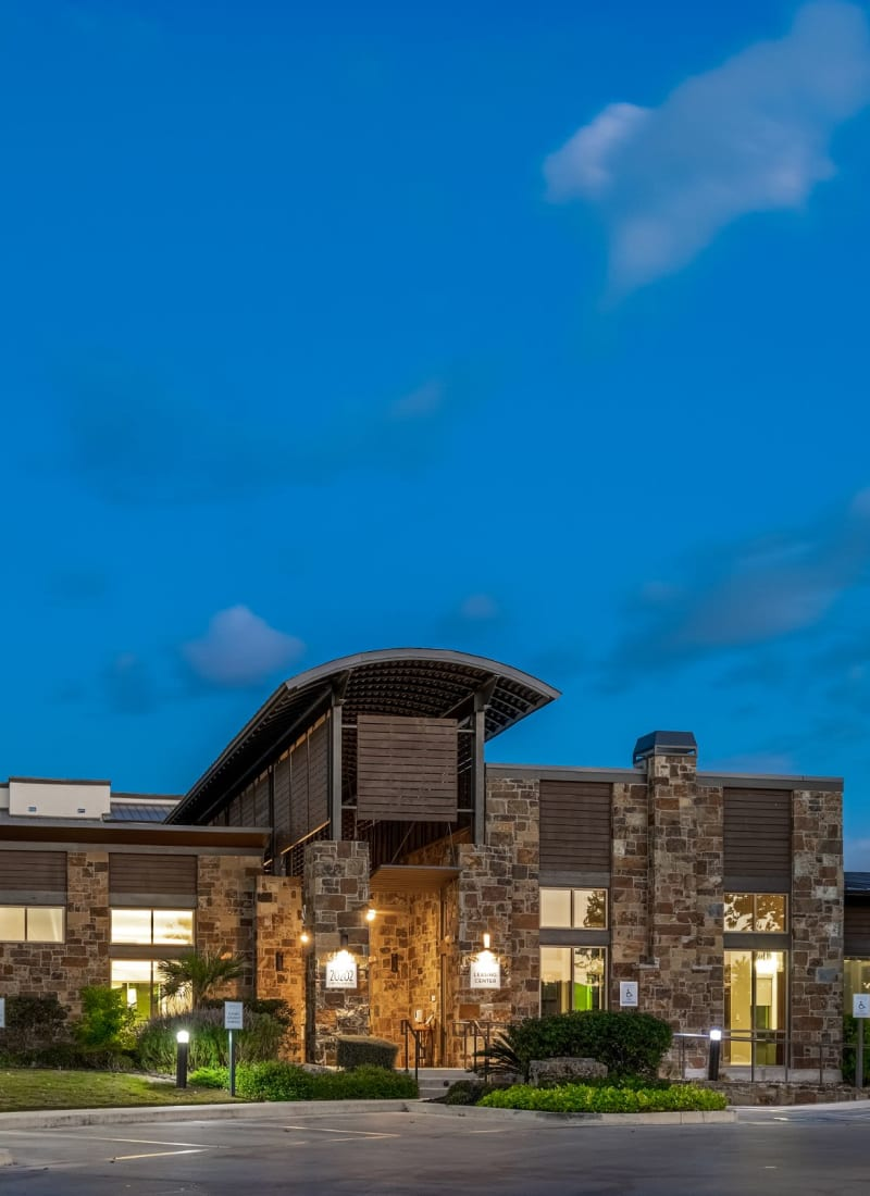 Exterior of Marquis Cresta Bella in San Antonio, Texas