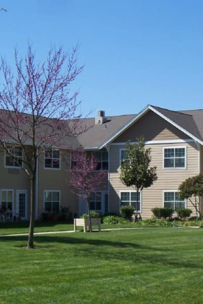 Exterior view at Dale Commons in Modesto, California
