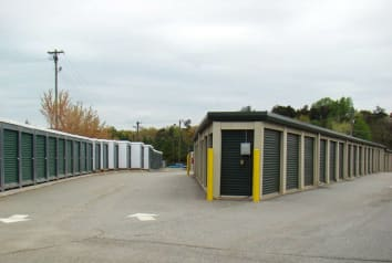 Superior self storage solutions in Jamestown