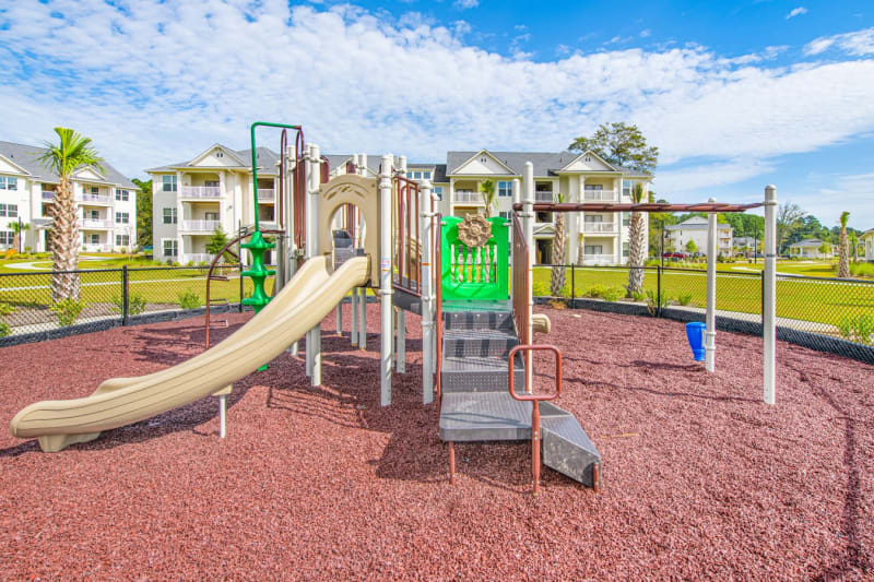 Excellent play area on a gorgeous day at The Mason in Ladson, South Carolina