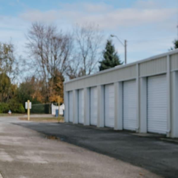 Self storage units for rent at StayLock Storage in Mishawaka, Indiana