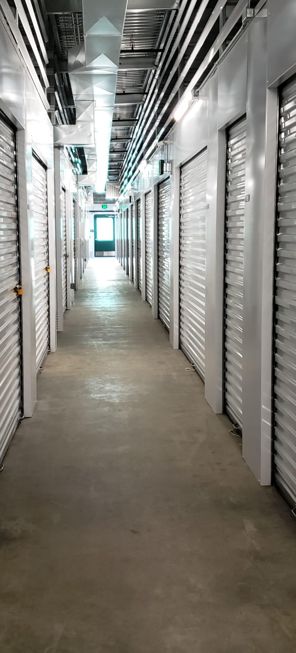 Temperature controlled units at Cascade Self Storage in Roseburg, Oregon