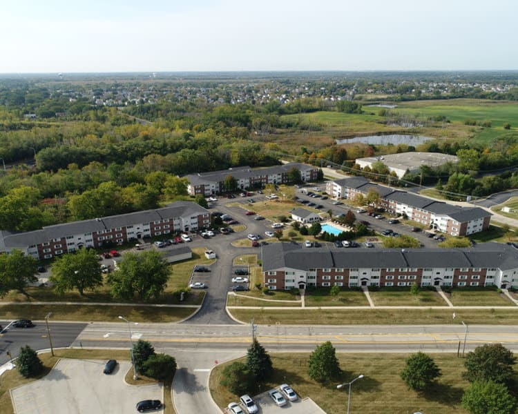 Click to see our photos at West Line Apartments in Hanover Park, Illinois