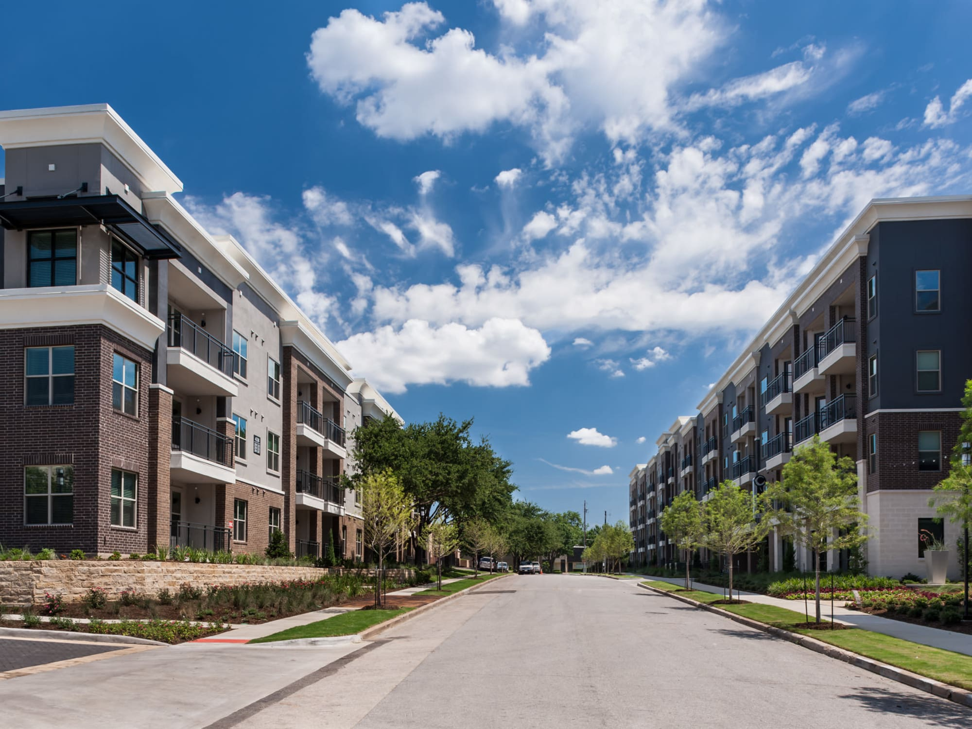 Apartments at Axis at Wycliff in Dallas, Texas