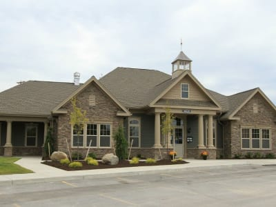 Exterior at Preserve at Autumn Ridge in Watertown, NY