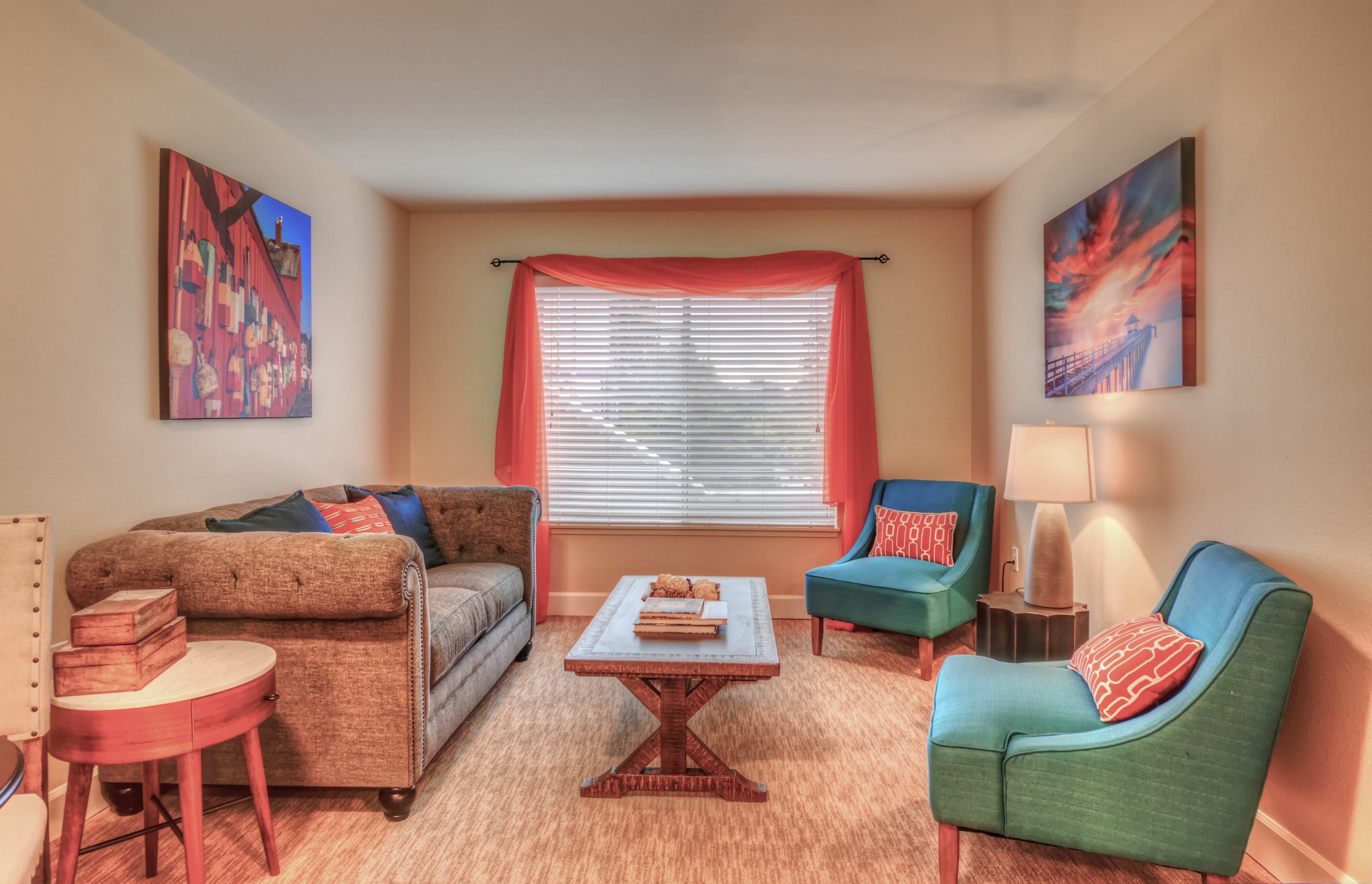 View the spacious floor plans that the senior living in Seattle is offering