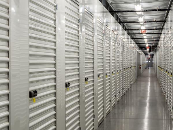 Interior units at StorQuest Self Storage in Venice, Florida