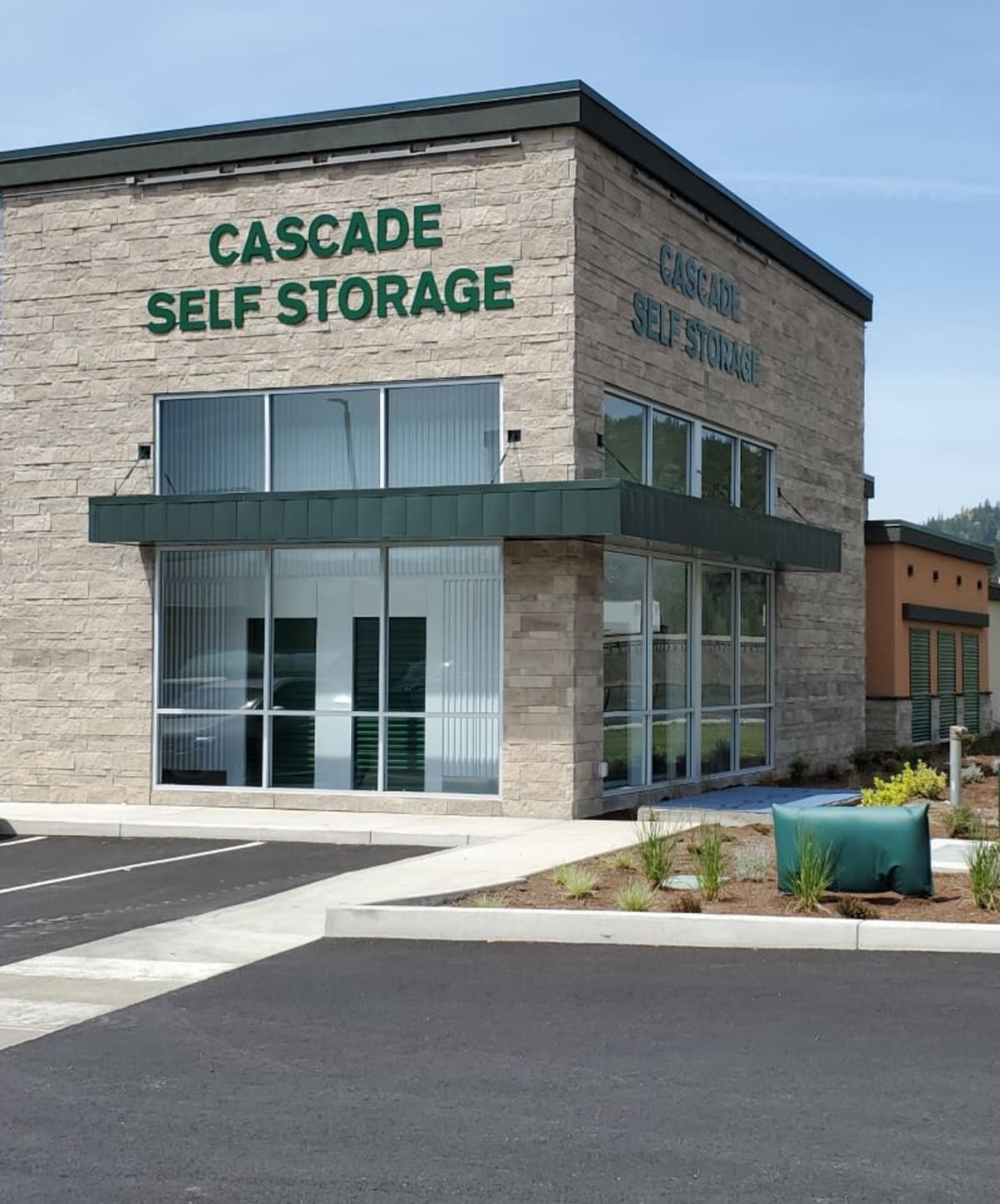 Coupon for Cascade Self Storage in Grants Pass, Oregon