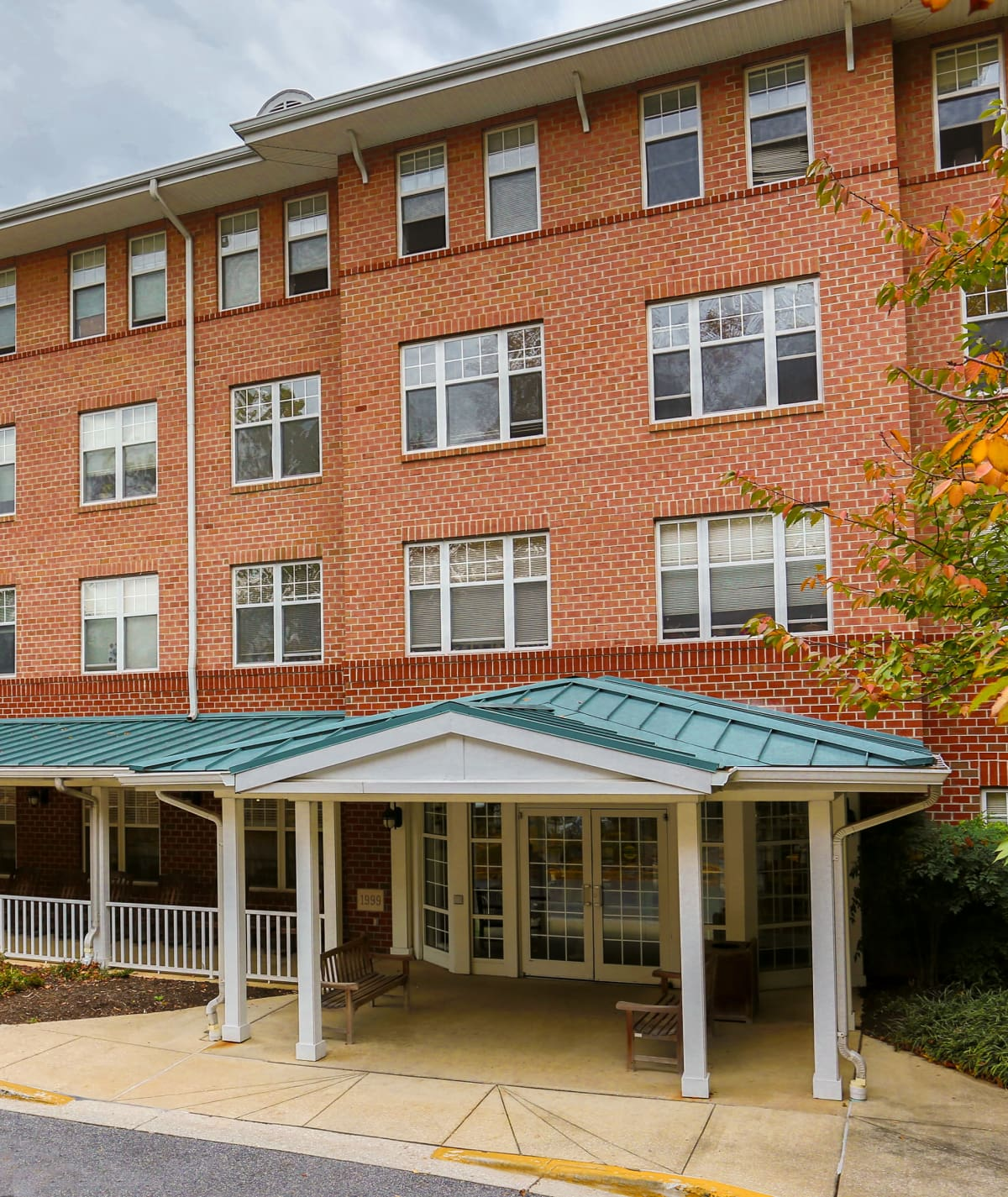 Apartments at Weinberg Woods in Baltimore, Maryland