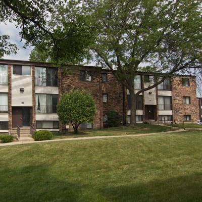 Exterior at The Flats at Gladstone in Glendale Heights, IL
