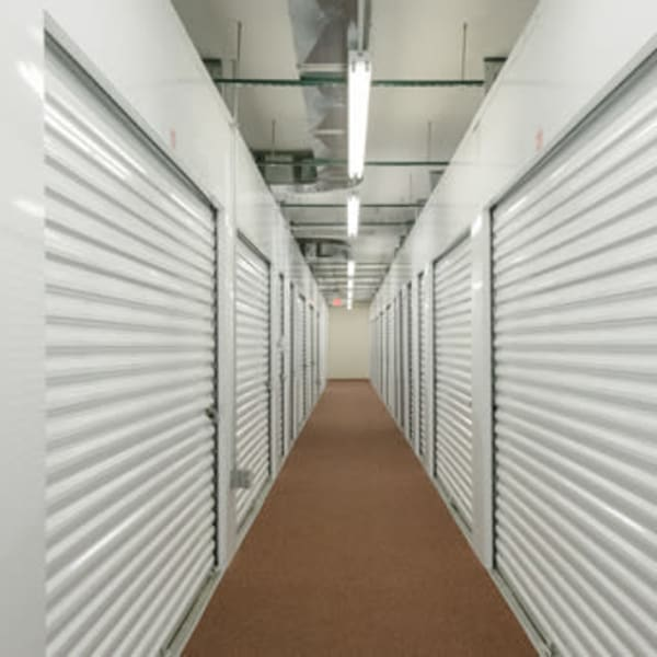 Storage units at StayLock Storage in Noblesville, Indiana