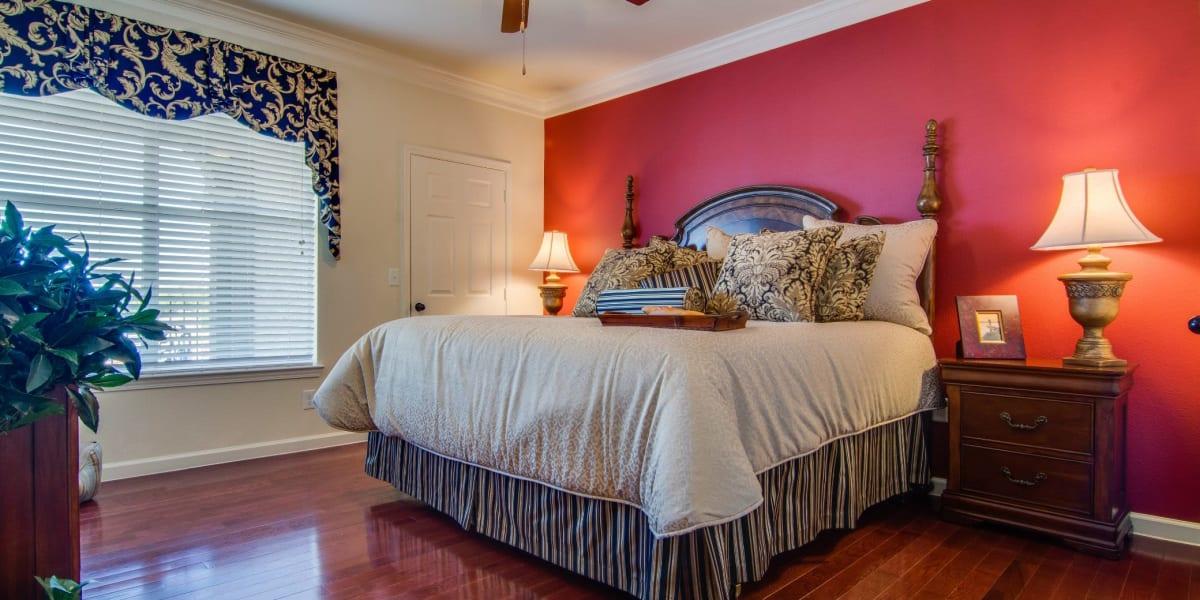 Bedroom at Marquis Rockwall in Rockwall, Texas