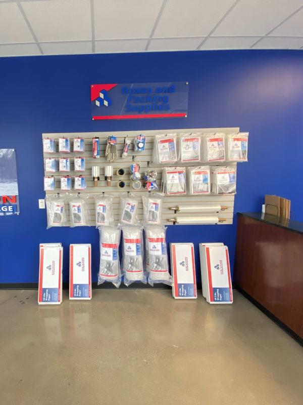 Moving supplies sold at Devon Self Storage in Cincinnati, Ohio