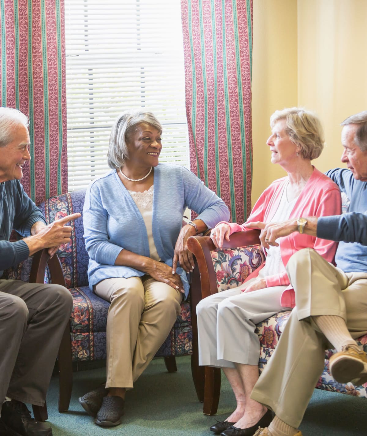 Affordable with chronic mental illness apartments at CHAI Apartment Communities