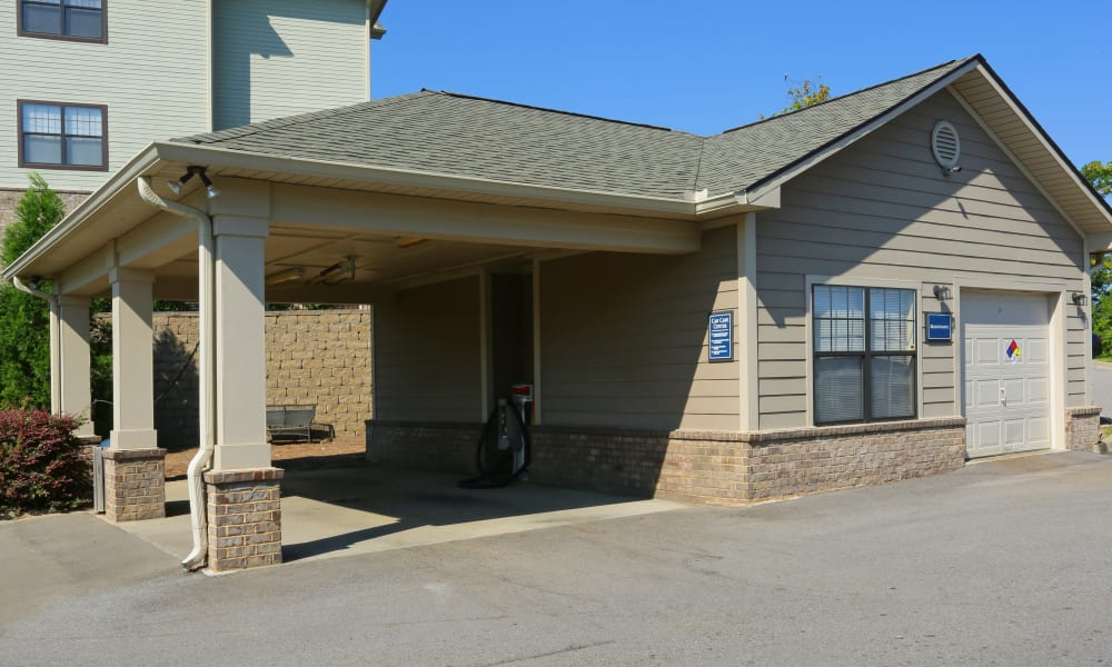 Front office of Cahaba Grandview