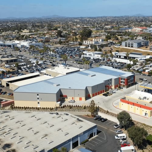 An A-1 Self Storage facility offering various helpful resources