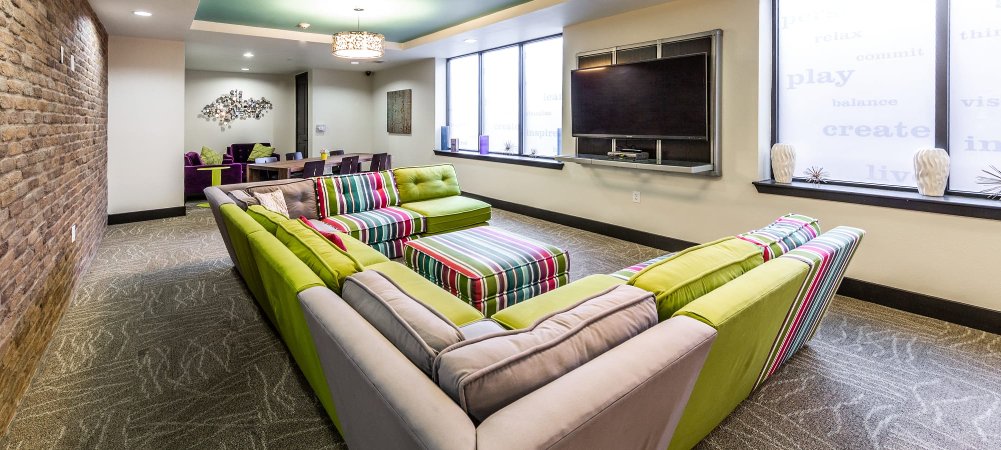 Amenities at Regents West at 24th in Austin, Texas