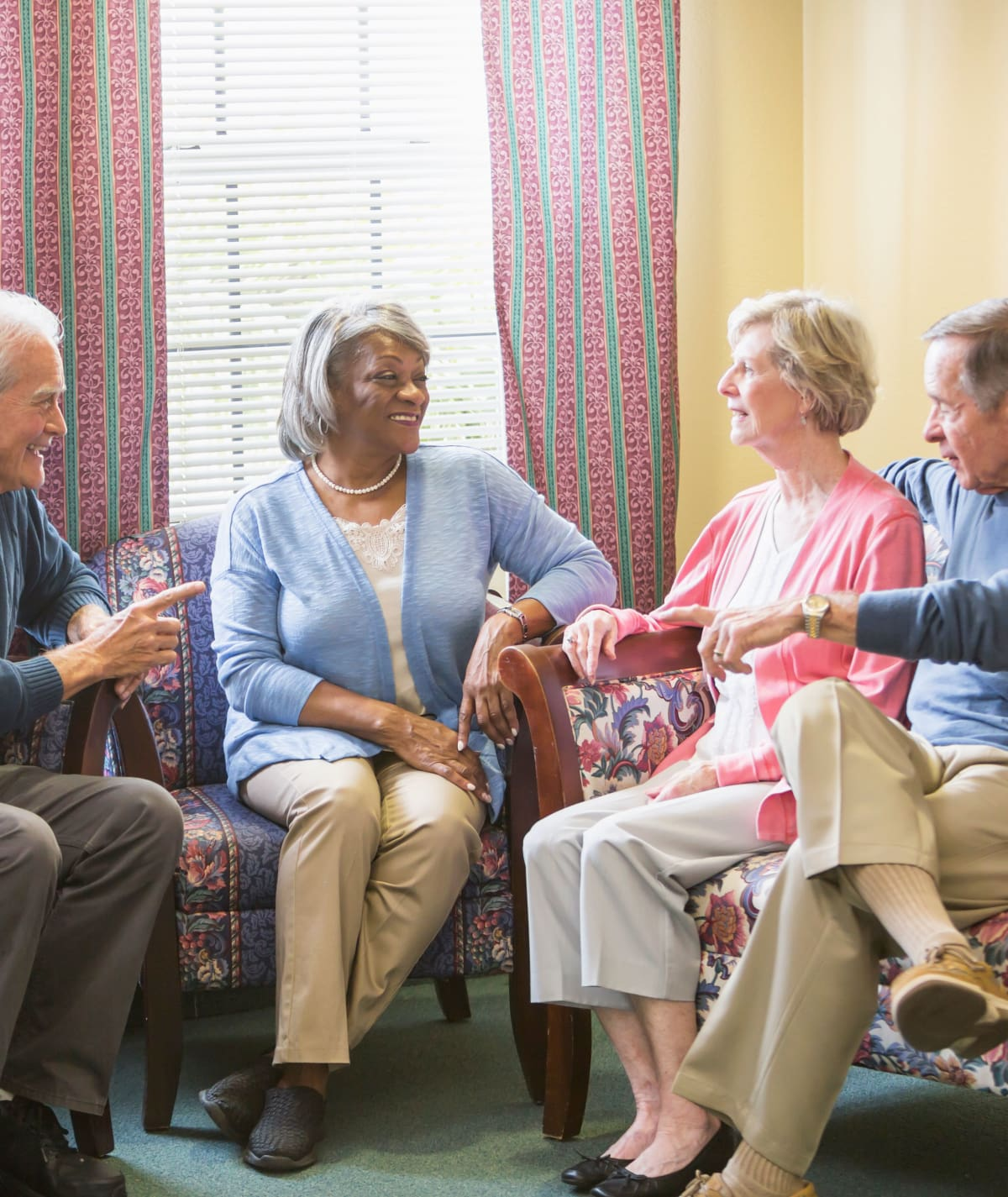 Assisted living communities at CHAI Apartment Communities