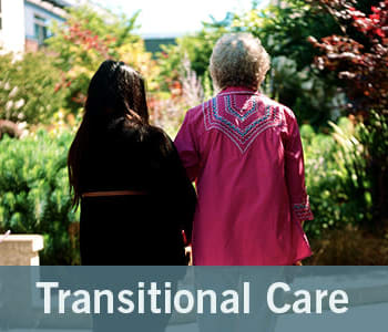 Learn more about transitional care at Merrill Gardens at Renton Centre in Renton, Washington.