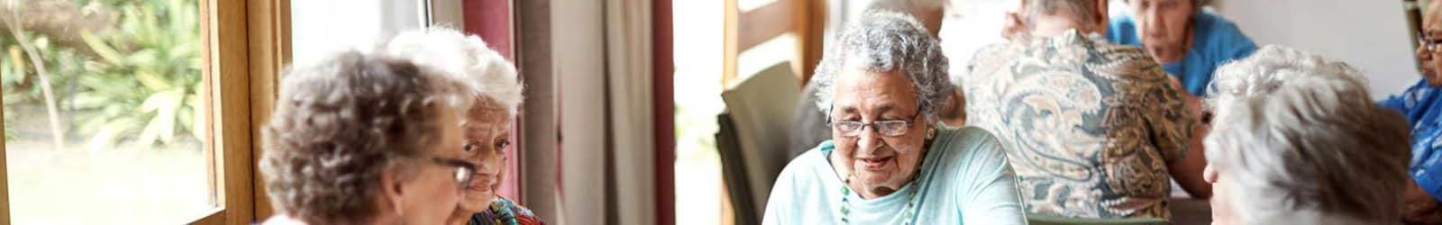 Senior living options at the senior living community in Lexington