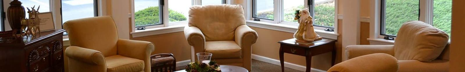 Senior living options at the senior living community in Chattanooga
