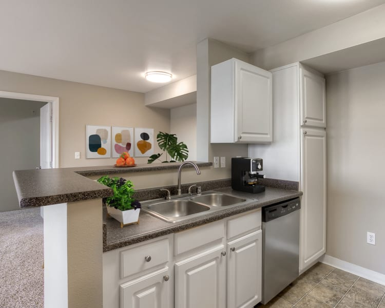 Click to see our floor plans at Pebble Cove Apartments in Renton, Washington