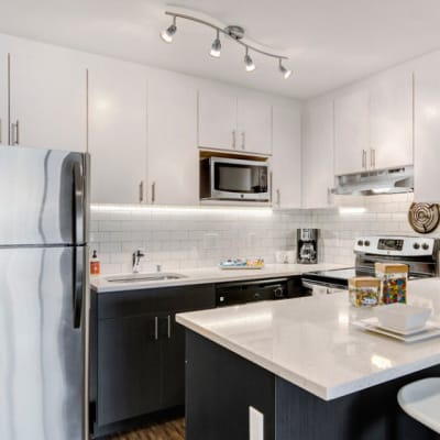 Wonderful apartment features offered at Union 18 in Seattle