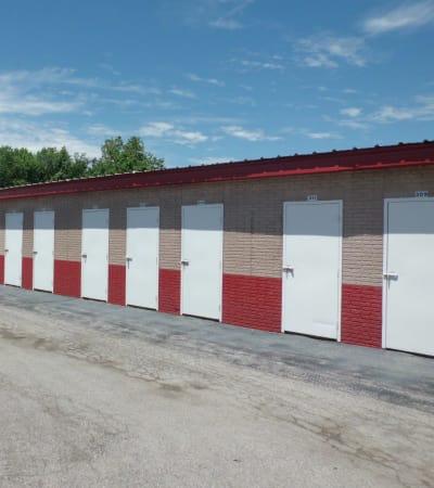 Climate controlled storage at A Storage Inn - Ballwin in Ballwin