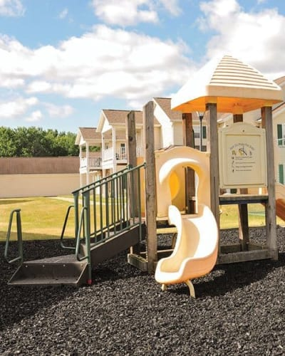 Playground at Westview Commons Apartments in Rochester, NY