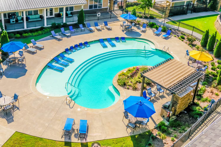 Community Amenities at Chenal Pointe at the Divide in Little Rock, Arkansas