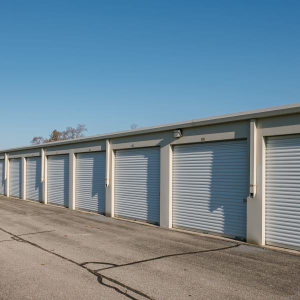 Self storage units for rent at StayLock Storage in Saint Joseph, Michigan
