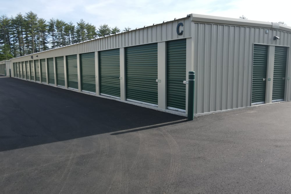 Sturdy storage units at 603 Storage - Lee in Lee, New Hampshire