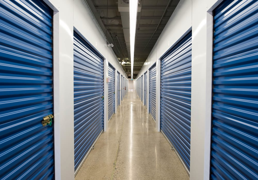 Apple Self Storage - Mississauga - Erindale in Mississauga, Ontario, interior units