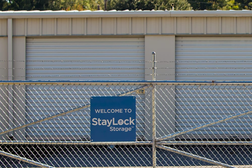 A variety of self storage options at StayLock Storage in Camden, South Carolina
