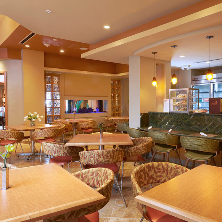 One of our casual dining areas at All Seasons Oro Valley in Oro Valley, Arizona